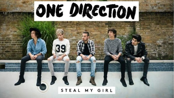 STEAL MY GIRL – ONE DIRECTION