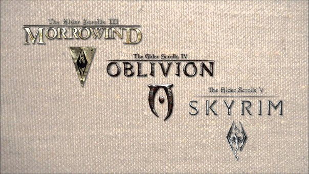 OBLIVION AND SKYRIM (THE ELDER SCROLLS)