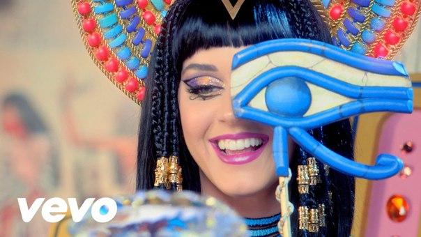 DARK HORSE – KATY PERRY