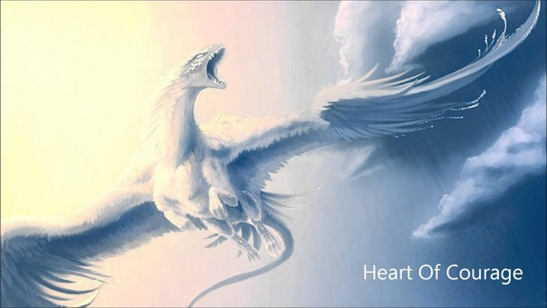 HEART OF COURAGE – TWO STEPS FROM HELL