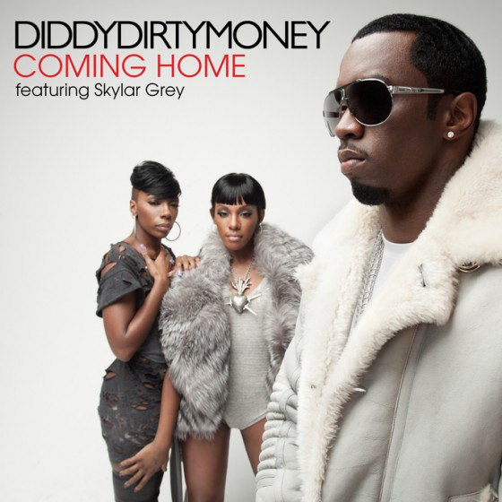 COMING HOME – DIDDY-DIRTY MONEY FEAT. SKYLAR GREY