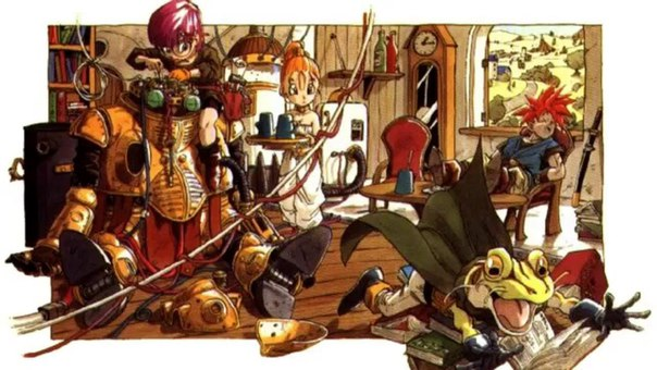 PEACEFUL DAYS (CHRONO TRIGGER)