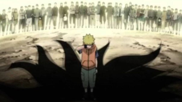 GRIEF AND SORROW (NARUTO)