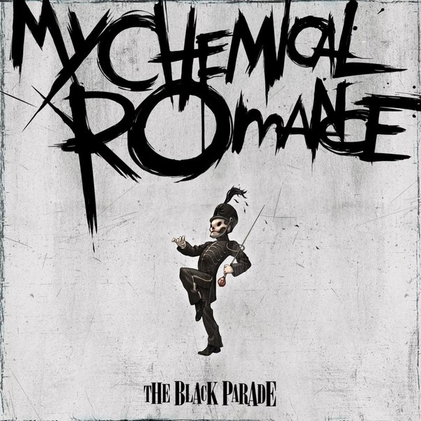 WELCOME TO THE BLACK PARADE – MY CHEMICAL ROMANCE